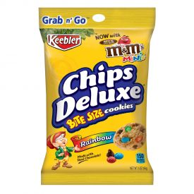 Keebler Chips Deluxe W/ M&Ms - 3oz