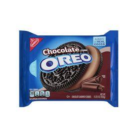 Oreo Chocolate Crème Cookies - 15.25oz