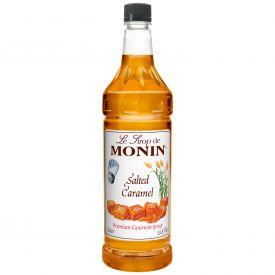 Monin Salted Caramel Syrup - 33.8oz