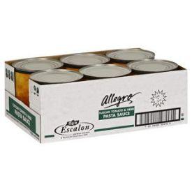 Allegro Tuscan Tomato & Herb Sauce - 105oz