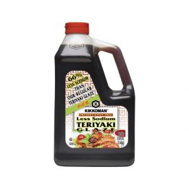 Kikkoman Low Sodium Teriyaki Glaze - 5lb