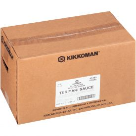 Kikkoman Reduced Sodium Teriyaki Sauce - 64oz