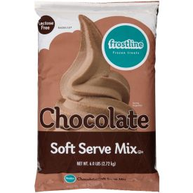 Frostline Soft Serve Chocolate Mix 6lb.