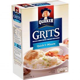 Quaker Quick Grits 40oz.