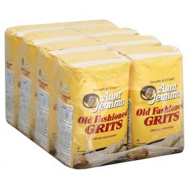 Aunt Jemima Old Fashioned Grits 5lb.