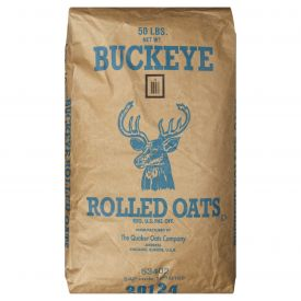 Quaker Oats Buckeye Old Fashioned Oats 50lb.