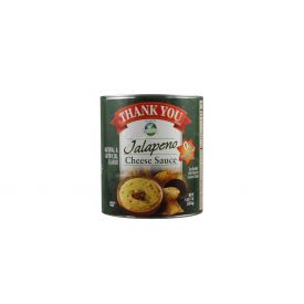 Thank You Jalapeno Cheese Sauce - 107oz