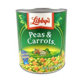 Libby's Peas & Carrots (105oz)