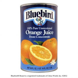 Bluebird Orange Juice 46oz.