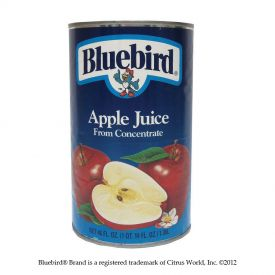 Bluebird Apple Juice 46oz.