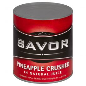 Savor Pineapple Crushed #10