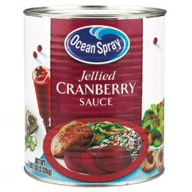 Ocean Spray Jellied Cranberry Sauce 117oz.