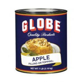Globe Apple Sliced Filling 7lb.