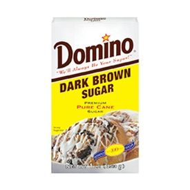 Domino Dark Brown Sugar 1lb.