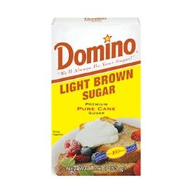 Domino Light Brown Sugar 1lb.