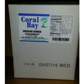 Marx Brothers Coral Bay Medium Shred Coconut 2lb.