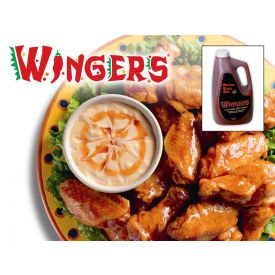 Winger's Hot Sauce 128oz.