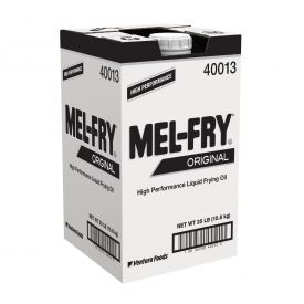Mel-Fry Shortening Liquid Clear 35lb.