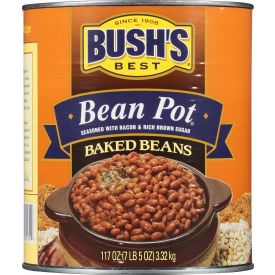Bush's Bean Pot Baked Beans - 117 oz