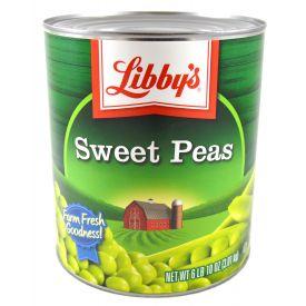 Libby's Sweet Peas - 106oz