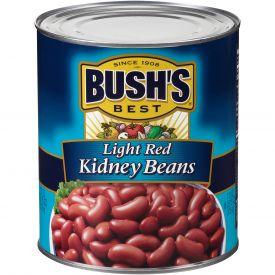 Bush's Light Red Kidney Beans - 111oz