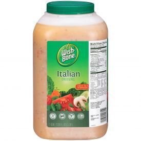 Wish-Bone Italian Dressing - 128 oz