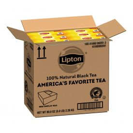 Lipton Black Traditional Blend Individual Tea Bags