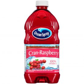 Ocean Spray Cranberry Raspberry Juice 64oz.