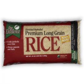 Par Excellence Parboiled Long Grain White Rice - 10lb