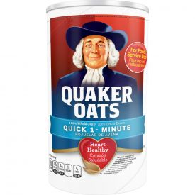 Quick Quaker Oats 1-Minute 42oz.