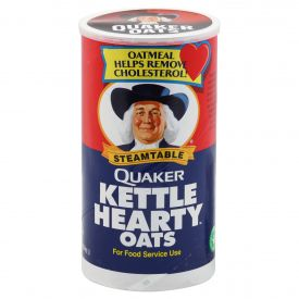 Quaker Oats Steamtable Oats 47oz.