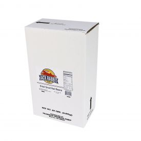 Jack Rabbit Small Red Beans - 20lb