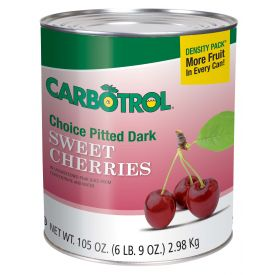 Carbotrol Sweet Dark Cherries 105oz.