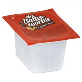 Mrs. Butterworth's Syrup Portion Pack 1.5oz.