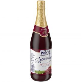 Welch's Sparkling Red Grape Juice 25.4oz.