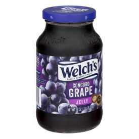 Welch's Grape Jelly 18oz.