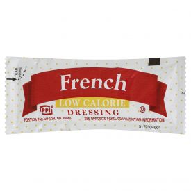 Portion Pac Low Calorie French Dressing 12gm.