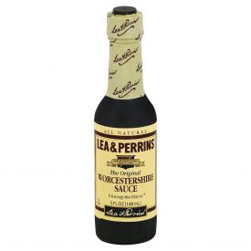 Lea & Perrins Worcestershire Steak Sauce 5oz.