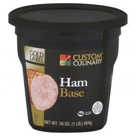Gold Label Ham Base - 1lb