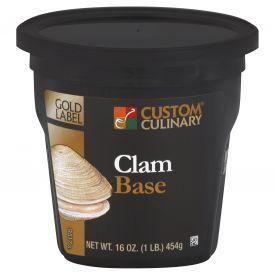 Gold Label Clam Base - 1lb