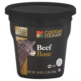 Gold Label Beef Base - 1lb