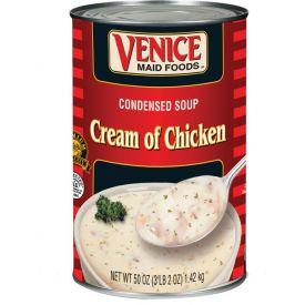 Venice Maid Cream Of Chicken Soup 50oz