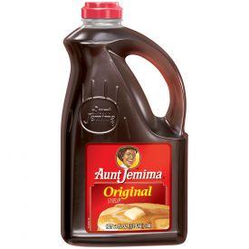 Aunt Jemima Original Syrup 128oz.