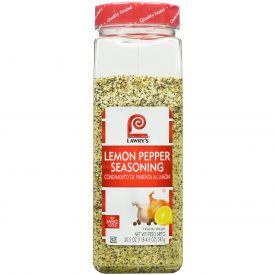 Lawry's Lemon Pepper Seasoning - 20.5 oz