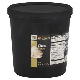 Gold Label Base Clam Paste - 4lb