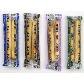 Breadstick Assortment Portion Pack