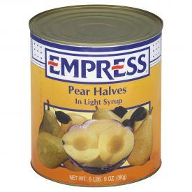 Savor Pear Halves in Light Syrup 105oz.
