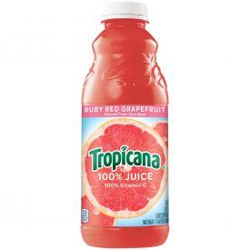 Tropicana Ruby Red Grapefruit 32oz.