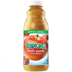 Tropicana Apple Juice 32oz.