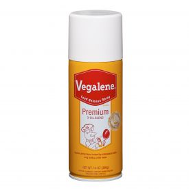 Vegalene Premium 3-Oil Blend Food Release Pan Spray 14oz.